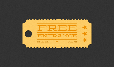 FreeEntranceTicket