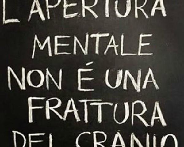 Apertura mentale