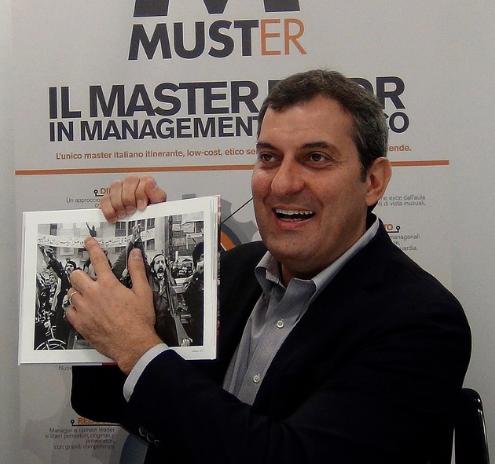 Mario Calabresi al MUSTer
