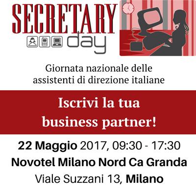 Secretary Day 2017