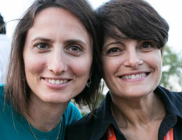 Simona Malta e Laura Succi
