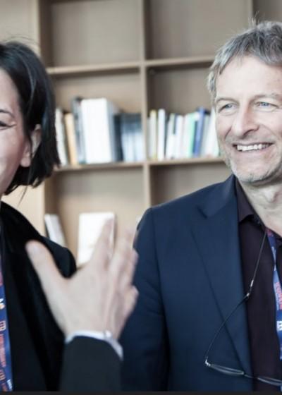 Patrizia Semraro e Massimo Cerofolini