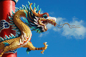Dragone-cinese