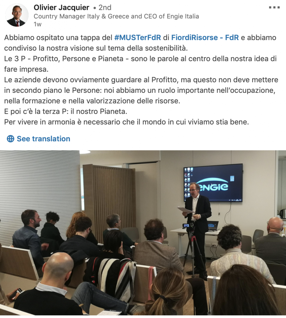 Olivier Jacquier feedback